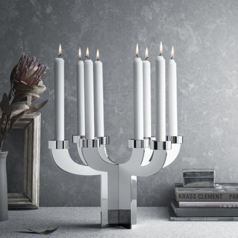 GM Candelabra 8 Candles