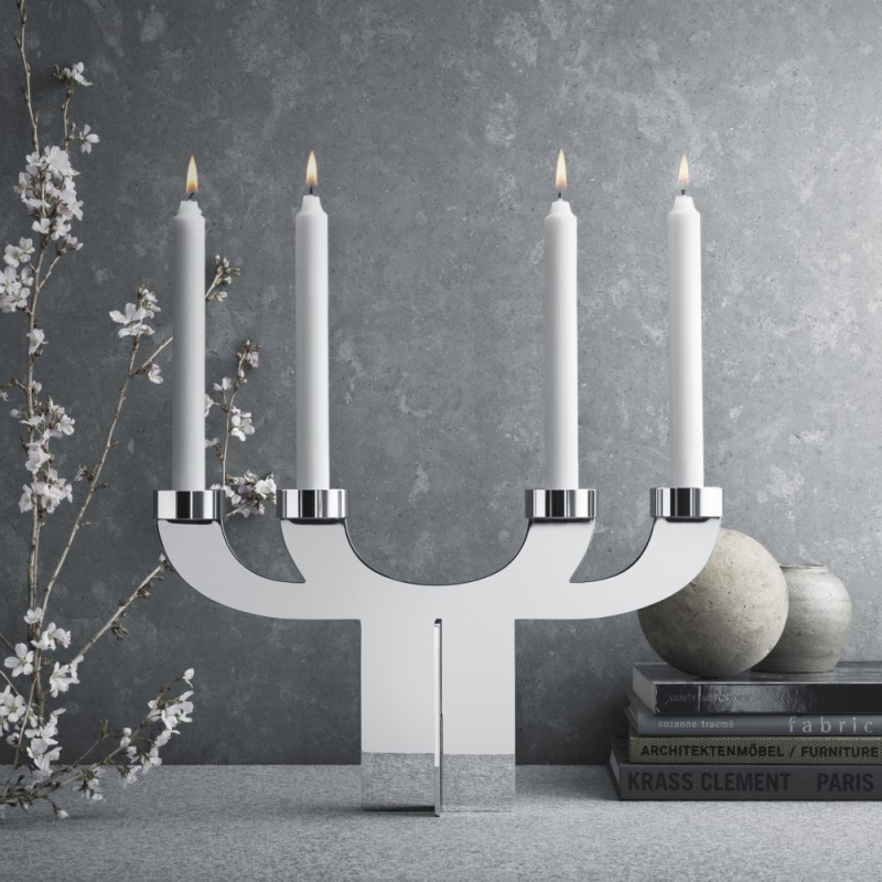 GM Candelabra 4 Candles