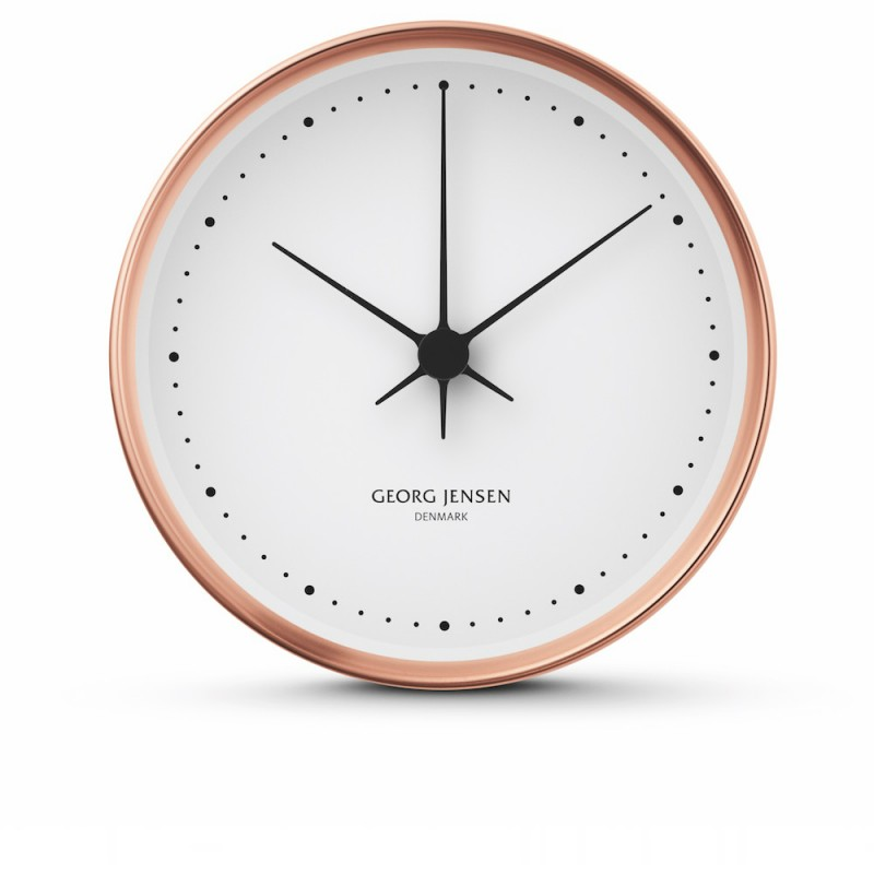 Hk Clock Copper