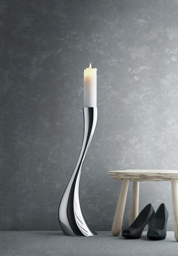 Cobra Floor Candleholder / Large