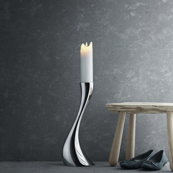Cobra Floor Candleholder / Small