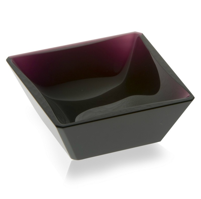 Happy Dark Violet Ashtray
