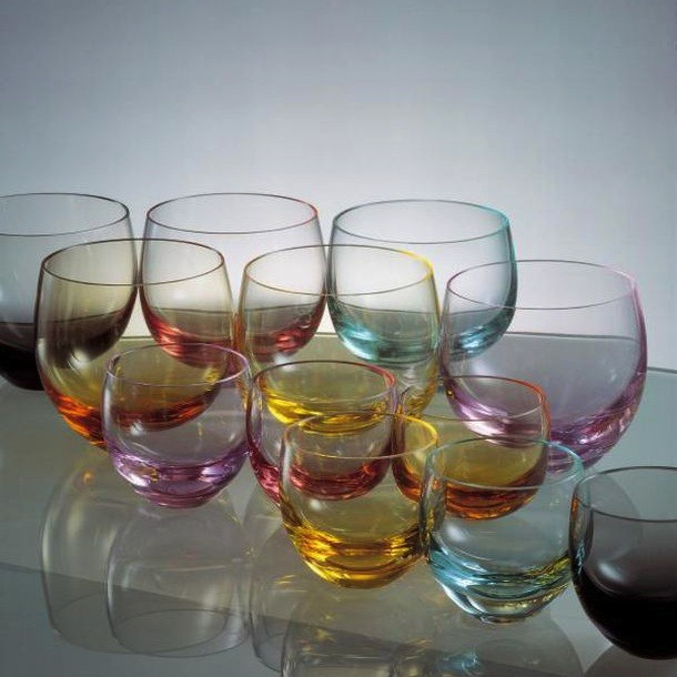 Culbuto Liquor Glasses