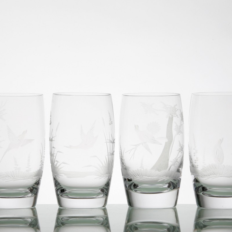 Clear Calbutto Glass